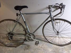 Supercycle 10 speed road bike, (27 Inch tires)
