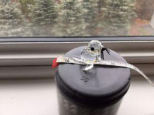 Swarovski crystal seal