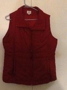 Three Ladies vests