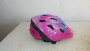 Toddler girls helmet