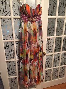 Tony Bowls Prom Dress $120