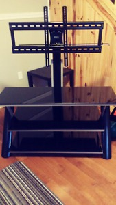 Tv Stand with mount for sale!