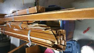 Used Trim Boards