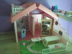 Vintage Barbie House