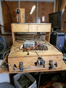 Wanted: CNC project parts