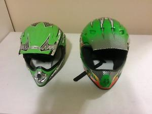 Wanted: Dirt bike helments