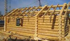 Wanted: Looking for Logs for Log building