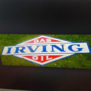 Wanted: Old Irving Sign