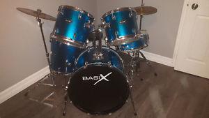 basix drum set for sale