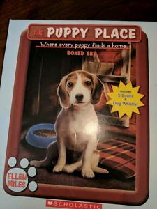 brand new Puppy Place box set