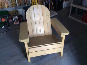 chaise de patio ou de bord de mer