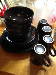 dish set (set of 4)