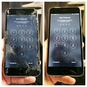 iphones & iPAD lcd screen replacement