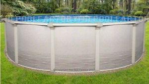 27' above ground pool