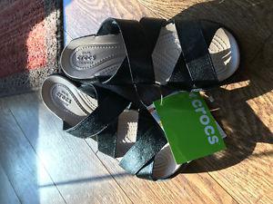 Brand New ladies Croc sandals