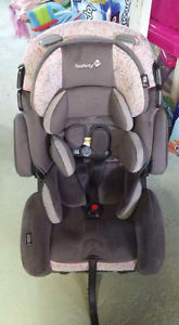 Car seat Safety first 3 in 1