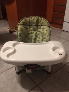 Chaise haute/ High chair
