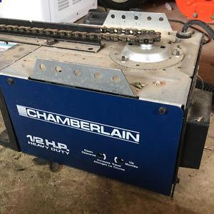 Chamberlain automatic garage door opener posot class - Chamberlain liftmaster professional garage door opener ...