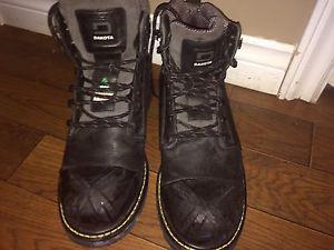Dakota Steel Toe Boots