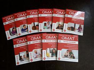 GMAT PREP GUIDE BOOKS