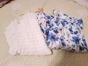 Girls sun dress 5T