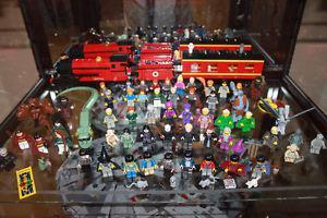 Harry Potter Lego minifigures...WOW '!!