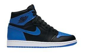 Jordan 1 OG Blue Size 7Y