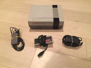 NES Nintendo System in Great Shape with all Hook Ups