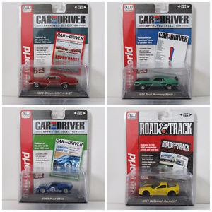 New AutoWorld Die Cast Cars