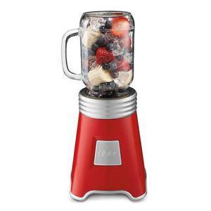 Oster Ball Mason Jar Blender, Red