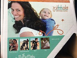 Pikkolo soft baby carrier