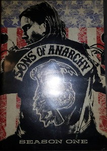 SONS OF ANARCHY THE BEGINNING AND THE END