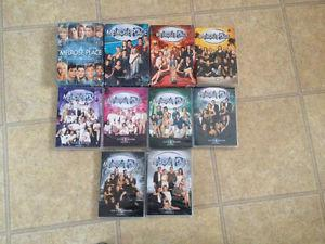 The Complete Series of Melrose Place - All 7 Seasons !