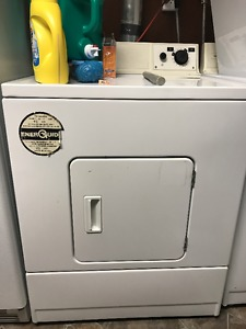 URGENT! KENMORE WASHER AND DRYER!