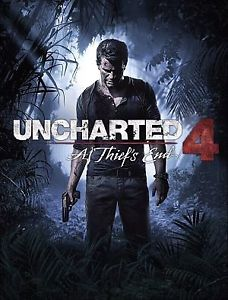 Uncharted 4 Thief's End (LOOKING TO TRADE) Or $30
