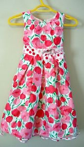 beautiful girls size 6x dress, perfect for Easter