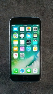 iPhone 6s 16GB - Space Gray - Bell