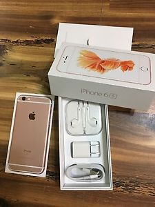 iPhone 6s 32gb Bell like brand new