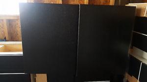 kitchen kraft Black upper cabinet