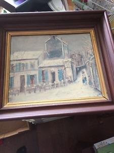 2 Shadow Box framed prints