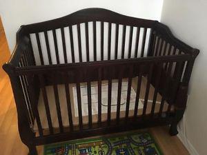 3 in 1 Convertible Crib