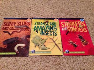 3 trading level books