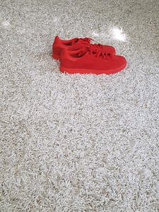 Brand new red Adidas Stan Smith for sale