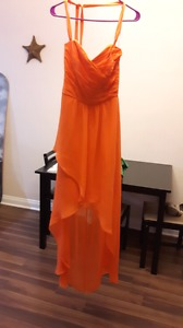Bridesmaid dress size 10 worn once