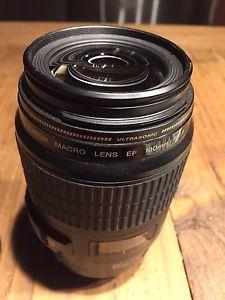 Canon 100mm f2.8 USM macro