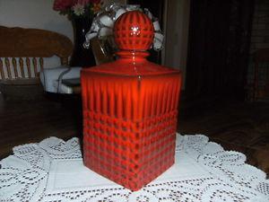 Carafe rouge de Beauce