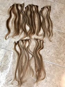 Clip in Hair Extensions 16""