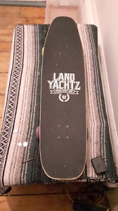 Custom Land Yatchz Longboard