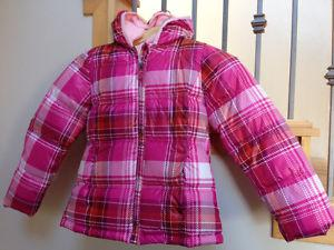 For sale girls Jacket Brand New with tags. Size 6-6X.