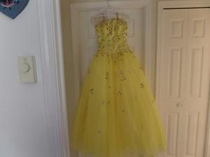 Formal Graduation Dress